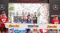 Cựu VĐTG IRONMAN 2014 lập kỉ lục mới giải IRONMAN Austria 2016