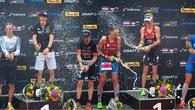 Giải Ironman vô địch châu Âu 2016: nhà ĐKVĐ bỏ cuộc vì... rét