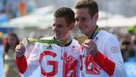 Olympic 2016: Anh em nhà Brownlee vẫn không có đối thủ