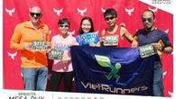 Runner Việt bay sang Mỹ chạy giải lấy chuẩn Boston Marathon