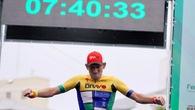 Tim Don lập kỷ lục thế giới mới Ironman 140.6