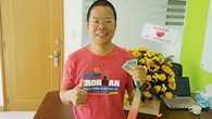 CEO Việt Nam chinh phục thành công Ironman Western Australia