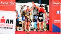 Vợ quán quân Ironman 70.3 Vietnam lần 7 vô địch IM 70.3 Nam Phi