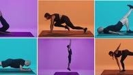 9 phút tập luyện tăng sức bền thể lực tại nhà