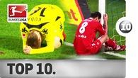 Video: Những pha bỏ lỡ khó tin trong lịch sử Bundesliga
