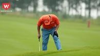 """Chùm ảnh: Golfer """"gục ngã"""" trước sự khắc nghiệt của thiên nhiên"""