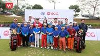 Chùm ảnh: Kỉ niệm đáng nhớ của các golfer nhí Việt Nam