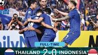 Thái Lan 2-0 Indonesia: Người Thái khẳng định vị thế số 1 tại ĐNÁ