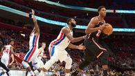 Kết quả và highlights trận Detroit Pistons - Miami Heat