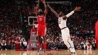 Kết quả và highlights trận Houston Rockets - Cleveland Cavaliers