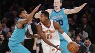 Kết quả và highlights trận New York Knicks - Charlotte Hornets