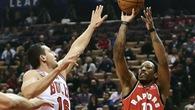 Kết quả và highlights trận Toronto Raptors - Chicago Bulls