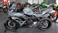Kawasaki Ninja 650 2017 có mặt tại Việt Nam, giá 288 triệu đồng