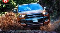 Ford Việt Nam ra mắt Ranger Wildtrak 2.2L 4x4, giá 866 triệu đồng