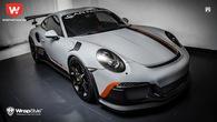 """Cường """"Đô-la"""" dán đổi màu Porsche 911 GT3, tưởng nhớ Car Passion"""