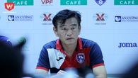 Suýt mất điểm trước Nam Định, HLV Phan Thanh Hùng trách Ban kỷ luật VFF