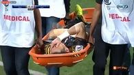 Tin bóng đá Việt Nam mới nhất ngày 10/2: Đội trưởng SLNA gặp chấn thương kinh hoàng trên đất Singapore