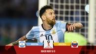 Link xem trực tiếp trận Argentina - Venezuela