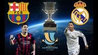 Trận Barcelona - Real Madrid