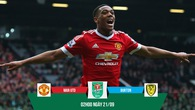Link xem trực tiếp trận Man Utd - Burton