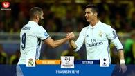 Link xem trực tiếp trận Real Madrid - Tottenham