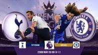 Trận Tottenham - Chelsea