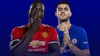Thống kê khó tin chỉ ra Lukaku và Morata sẽ ghi bàn trận MU - Chelsea?