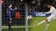 Messi và Ronaldo có lo mất oan bàn thắng ở trận Siêu kinh điển?
