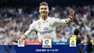 Trực tiếp trận Atletico - Real Madrid: Bất phân thắng bại