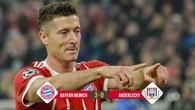 Kết quả bóng đá: Hạ Anderlecht, Lewandowski ghi 50 bàn cho Bayern