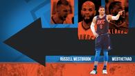 Điểm danh 10 hảo thủ đã bỏ Westbrook ra đi trong 7 năm qua (Kỳ 1)