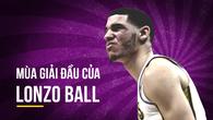 Xem Lonzo Ball tự chấm điểm cho mùa giải tân binh của mình