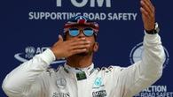 Phân hạng British GP: Hamilton tiếp tục đánh bại Rosberg để giành pole
