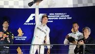 Rosberg vô địch Singapore GP, soán ngôi số 1 của Hamilton