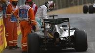 """Vòng phân hạng European GP: Hamilton trải qua một ngày """"thảm họa"""""""