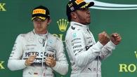 Xuất phát cuối cùng, Lewis Hamilton vẫn về thứ 3 tại Belgian GP
