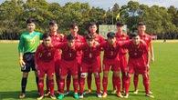 Tin bóng đá Việt Nam mới nhất ngày 8/3: U16 Việt Nam nhọc nhằn đánh bại Lào ở giải giao hữu