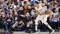 Kết quả NBA 23/02: Không John Wall, Wizards vẫn hạ Cavaliers