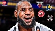 Điểm mặt 5 tham vọng Playoffs từng bị nghiền nát bởi LeBron James