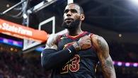 """""""Hết hơi"""" sau Game 7 với Pacers, LeBron James xin điều gì?"""