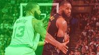 Marcus Morris, chìa khoá thành công của Celtics trước LeBron?