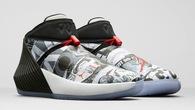 Russell Westbrook ra mắt mẫu giày thửa Jordan Why Not Zer0.1