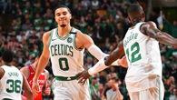 Tatum toả sáng, Simmons tịt ngòi, Celtics lội ngược dòng hạ 76ers