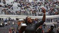 Video Rome Masters: Serena Williams 2-0 Madison Keys
