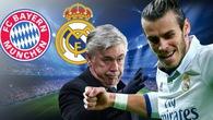 Link xem trực tiếp Bayern - Real Madrid