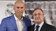 Chuyển nhượng ngày 12/8: Zidane ký hợp đồng mới với Real