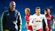"""HLV Zidane đưa 3 """"sát thủ trẻ"""" lên bàn cân chuyển nhượng cho Real"""