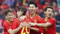 U20 Trung Quốc sang Đức tu luyện với tham vọng giành HCV Olympic