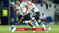 Hạ Hoffenheim, Liverpool rộng cửa đi tiếp ở Champions League
