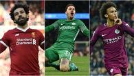 Mo Salah và cầu thủ Man City tăng giá sốc sau mùa giải bùng nổ